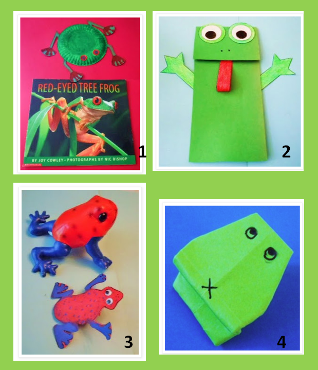 Learning ideas grades k 8 june 2012 for Art and craft games