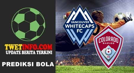 Prediksi Whitecaps vs Colorado Rapids, USA MLS 10-09-2015