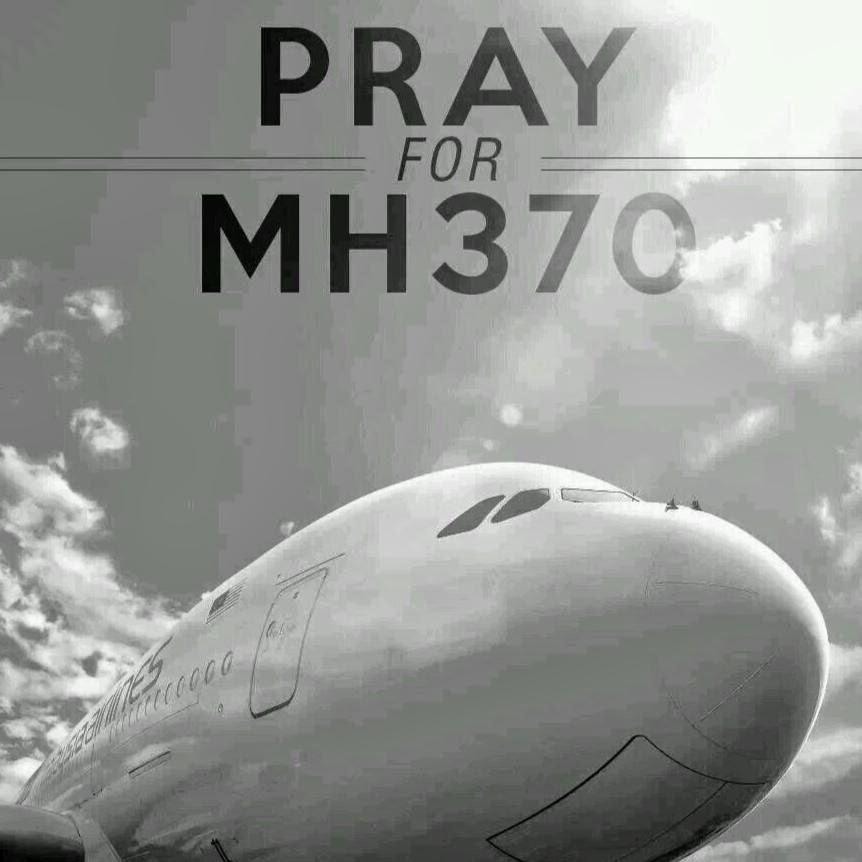 AGENDA' Kehidupan: Sambungan Kes Kehilangan Pesawat MH370