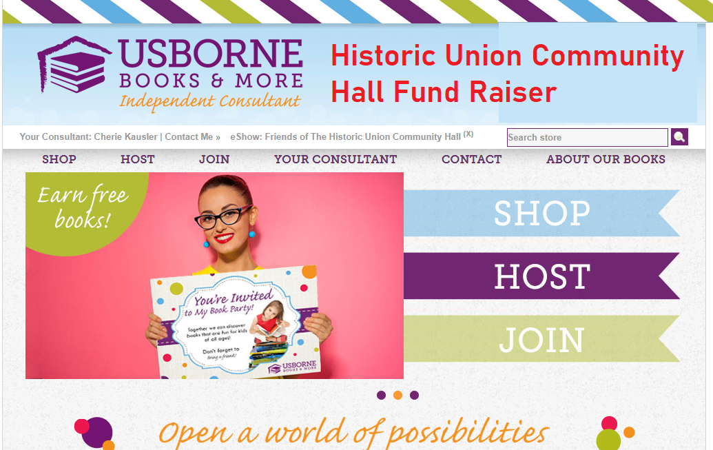 USBORNE BOOKS E-Party