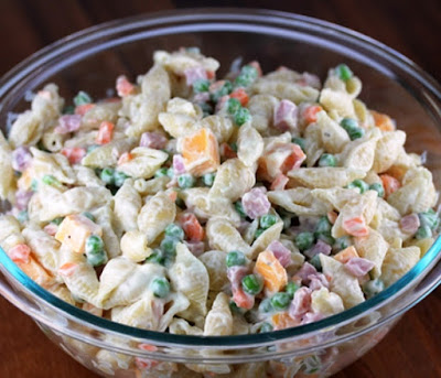 Ham Cold Salad