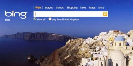 Bing Features Search Similar To Google