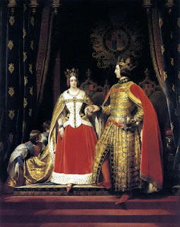 Most Famous Immortal Love Stories In History And Literature Queen Victoria and Prince Albert