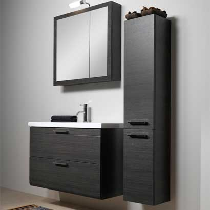 Custom bathroom vanities designs minimalist home interior ideas - Small space bathroom vanities minimalist ...
