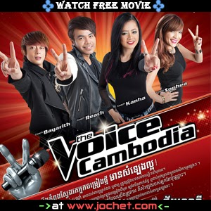 The Voice Cambodia Live Show Week3 17-10-2014