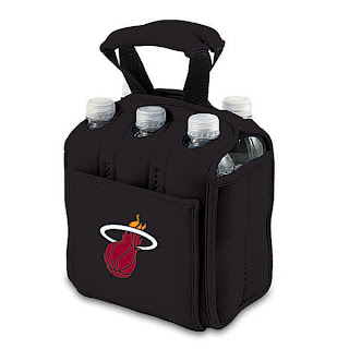 Miami Heat NBA Six Pack Cooler