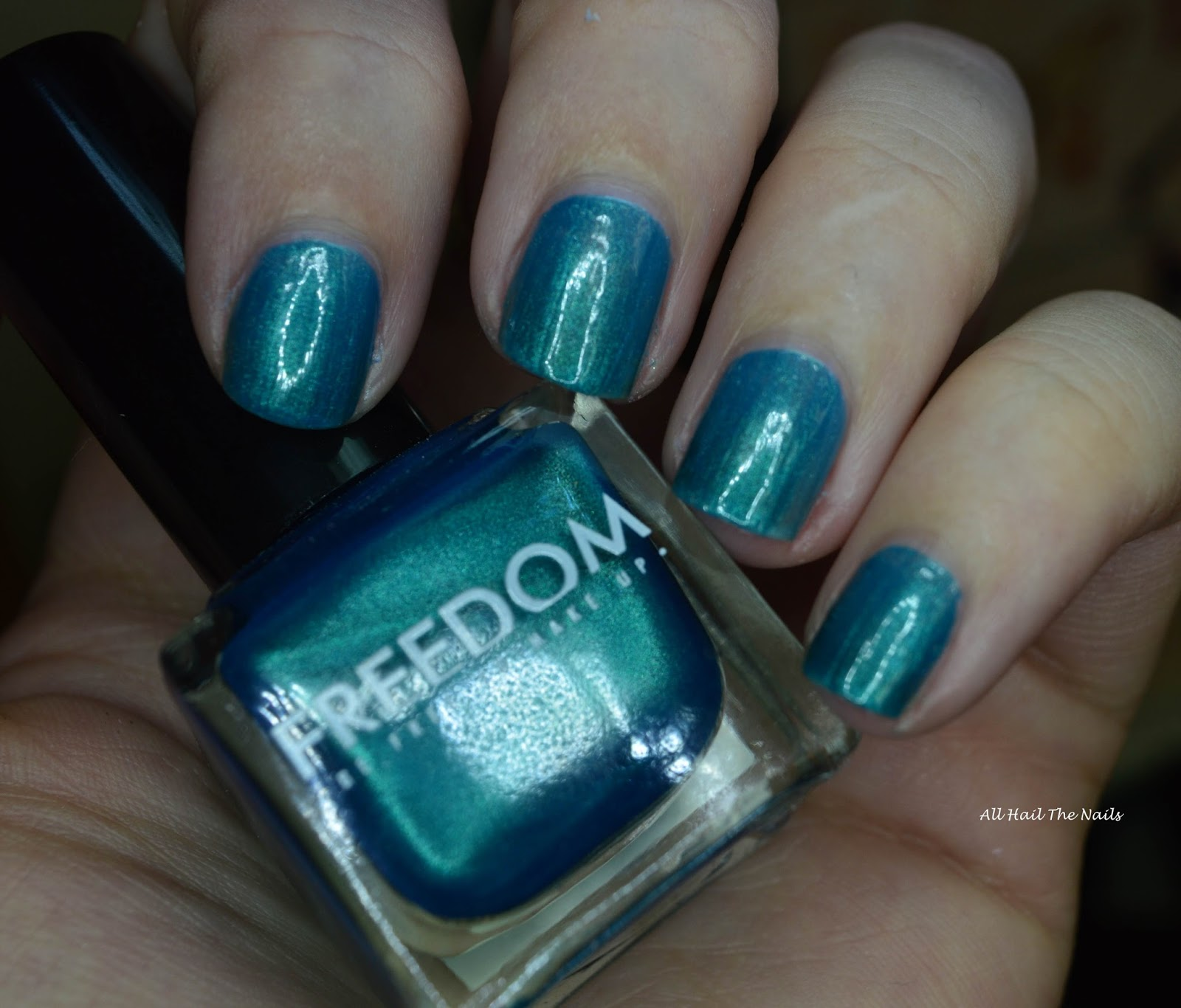 AllHailTheNails: Freedom London Nail Polish Review