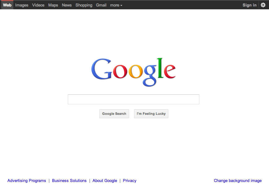 Official google blog evolving the google design and experience - Google home design ...