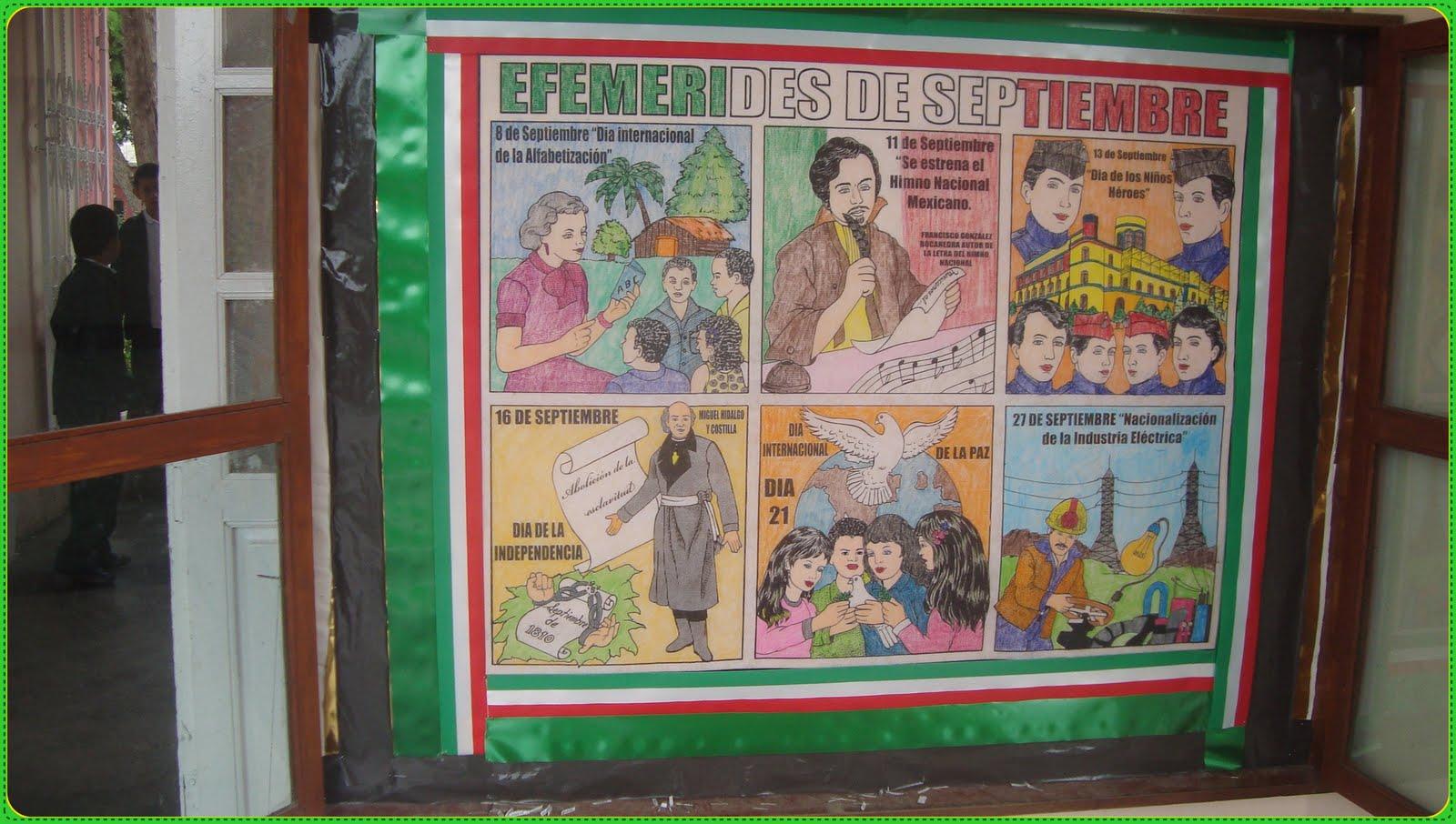 Efemerides de junio para periodico mural for Estructura del periodico mural wikipedia