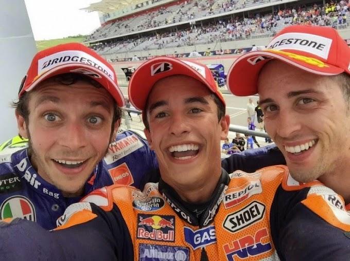 Klasemen Sementara MotoGP 2015 per COTA