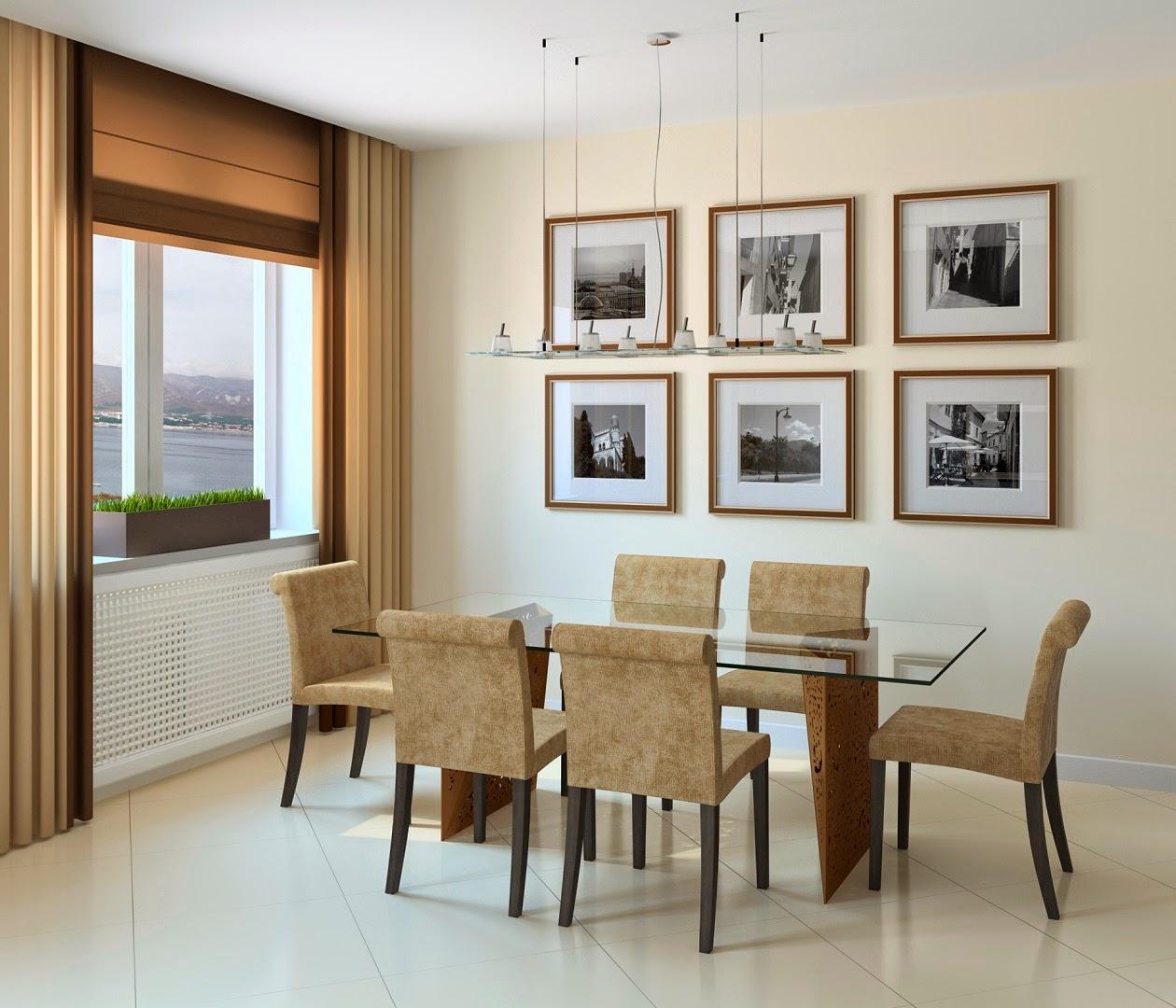 warna cat ruangan makan: Ruang makan minimalis terbaru info cara dan tutorial