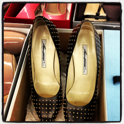 Killer Shoe Sale: Celine, Fendi, Manolo Prada and More!