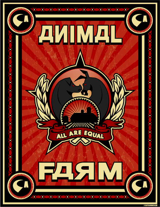 Animal Farm: George Orwell: 8601409685823: Amazon.com: Books