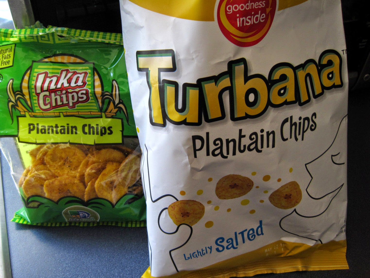 Inka Chips, Turbana Plantain Chips