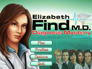 Elizabeth Find - MD Diagnosis Mystery, Season 2 [BETA]