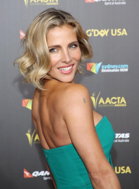 Actress, Model, @ Elsa Pataky - G'Day USA Gala AACTA International Awards in LA