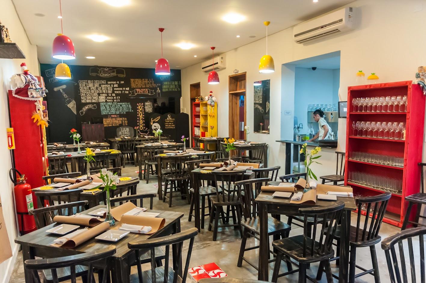 Dona Doida Restobar 4 S Brasserie Cozinha Caipira Contempor Nea