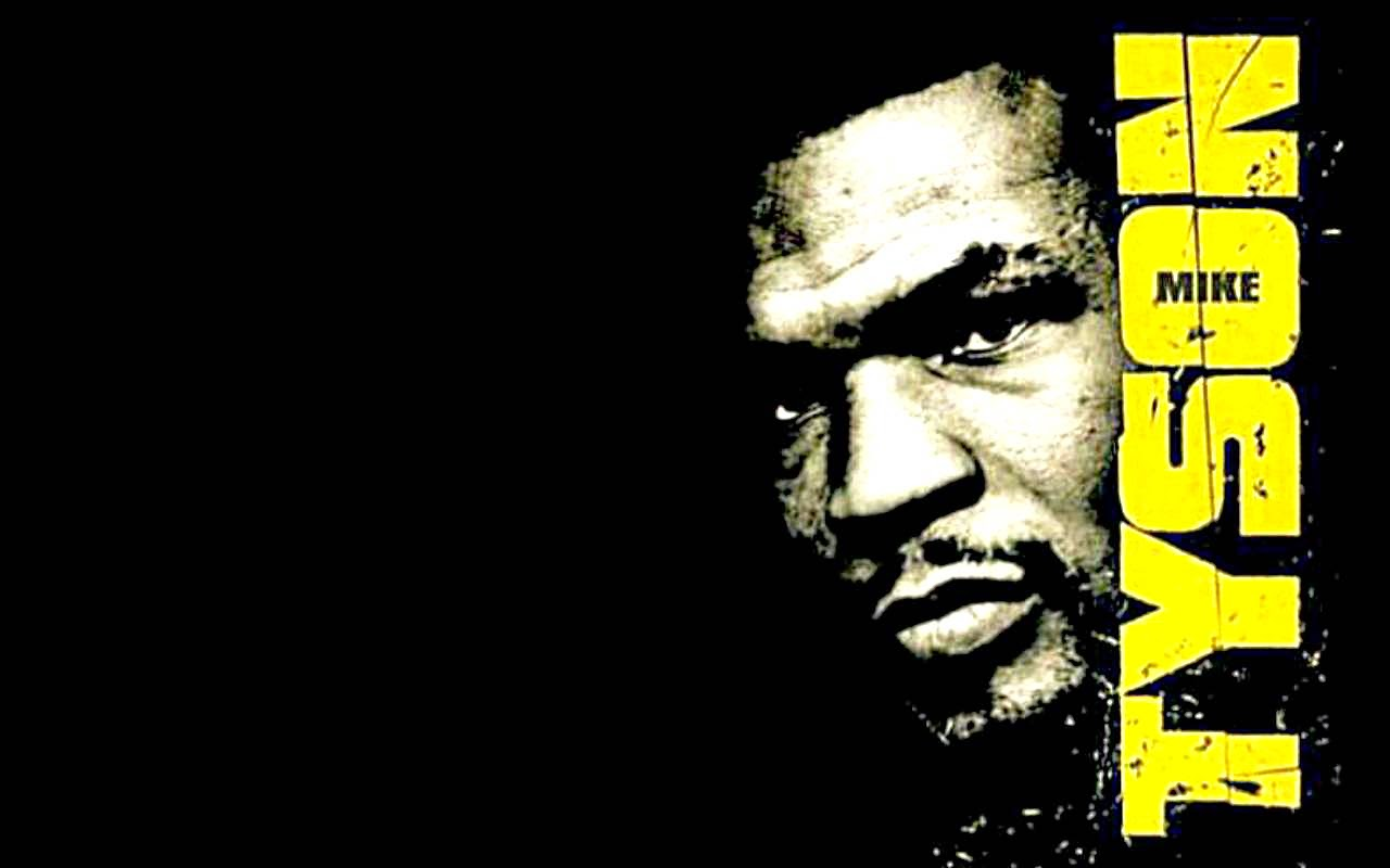 Free Wallpaper Boxing Mike Tyson