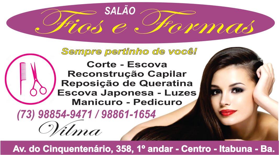 FIOS E FORMAS - SALÃO
