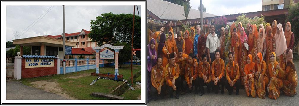 SK Cherating, Kuantan, Pahang.