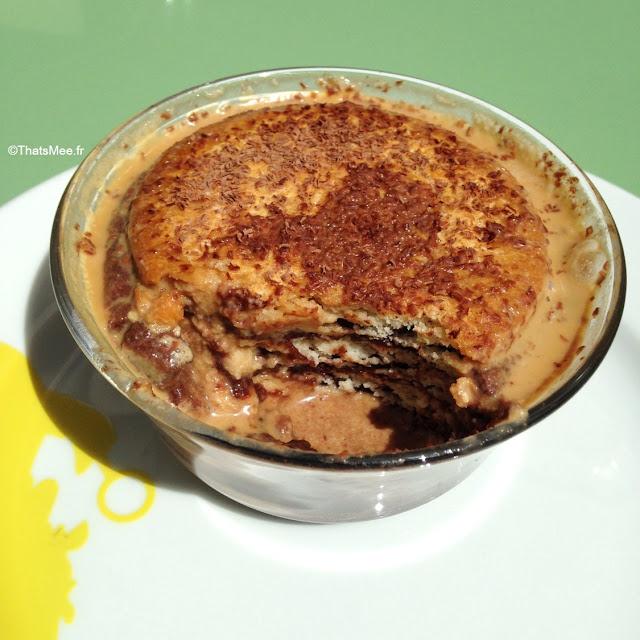 tiramisu galettes saint-michel mascarpone nutella, Restaurant Poulet Purée à Boulogne-Billancourt
