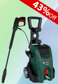 Bosch - AQT 37-13+ - Home and Car Washer (2.3HP) at best prices Online, India - Pumpkart.com