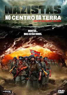 Nazistas No Centro da Terra – Dublado
