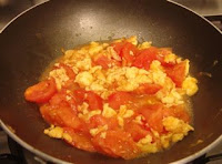 recipe Chinese stir fry egg and tomato