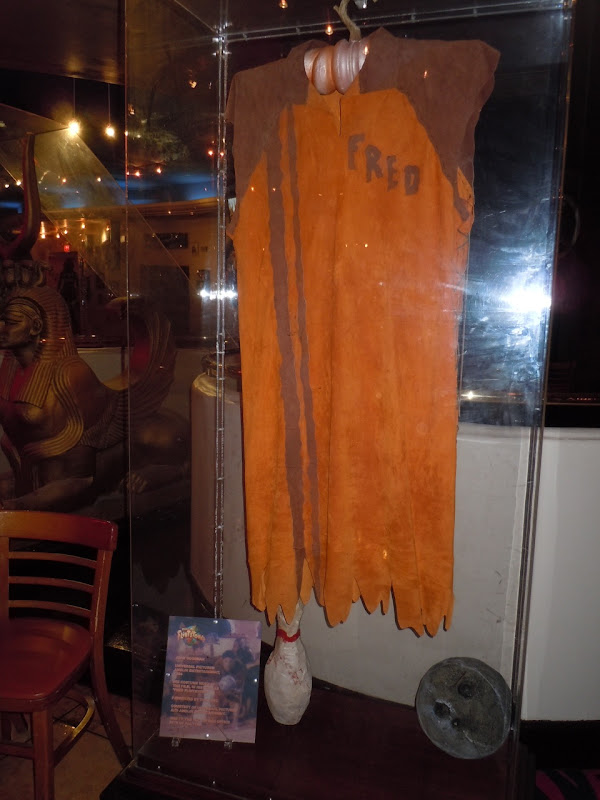 John Goodman Fred Flintstone bowling costume