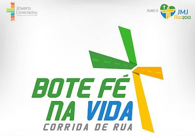 Corrida de rua vai marcar contagem regressiva para a JMJ Rio 2013
