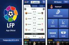 Liga de Fútbol Profesional: siguiendo la Liga BBVA en Android, iOS, Windows Phone y Blackberry