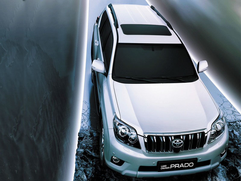Cars Wallpapers And Specefication Toyota Prado 2013 With