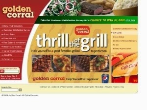 graphic regarding Coupon for Golden Corral Buffet Printable named Discount coupons golden corral printable : Cost-free coupon codes with no