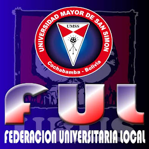 FEDERACIÓN UNIVERSITARIA LOCAL - UMSS