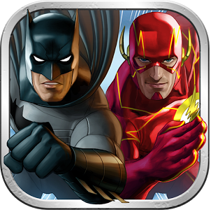 Batman & The Flash: Hero Run v1.1 Mod [Unlimited Money]