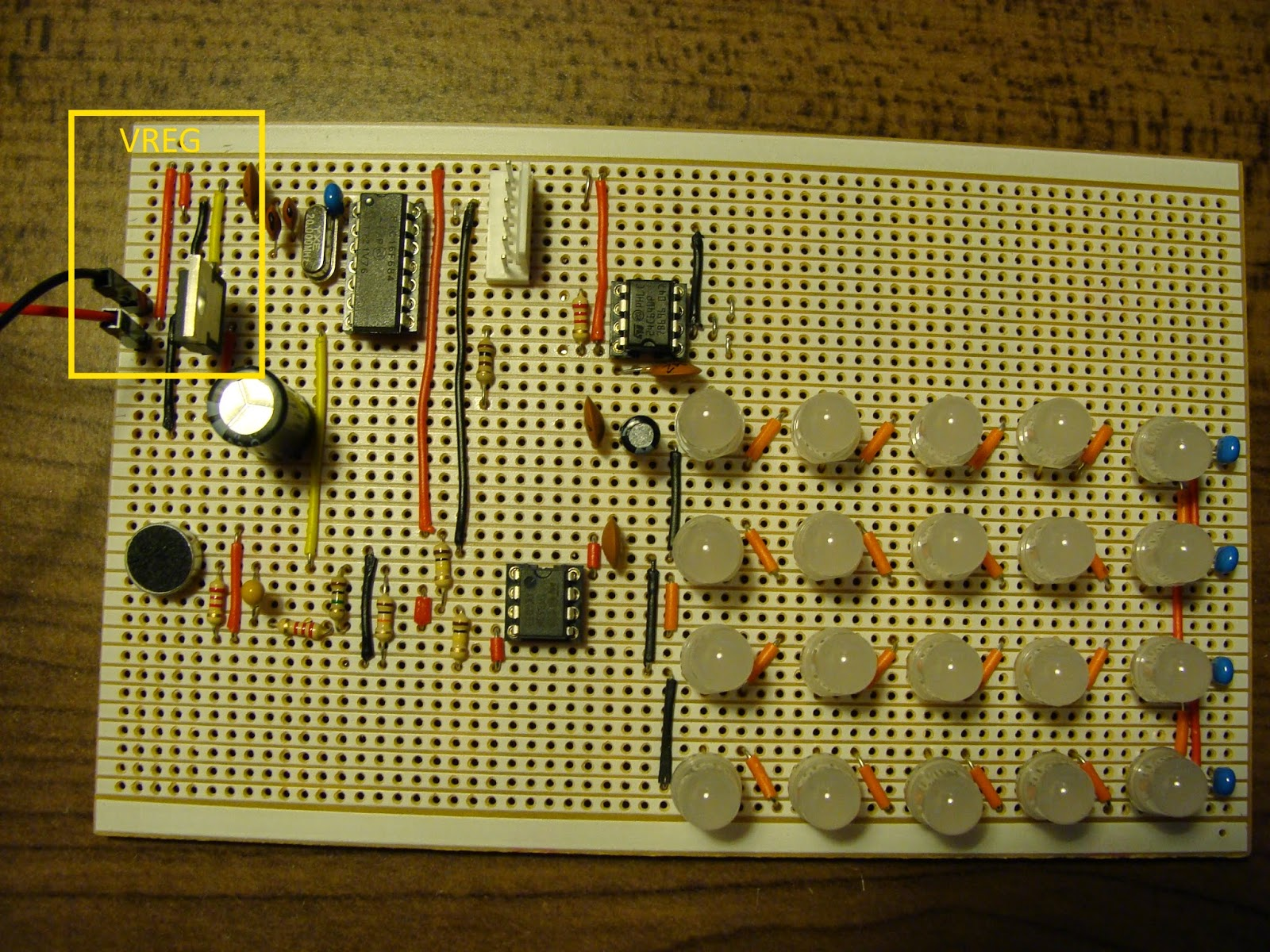 Bored Me October 2014 Voltage Regulator With Lt1086 Electronic Circuit An 5v 15a Ldo Supplying The Whole This Is A Lot Cleaner And Just Requires Single Wall Wart Power Supply