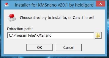 KMSnano v20.1 Installer Activación Permanente para Windows y Office