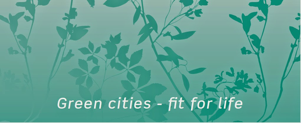 European green capital slogan