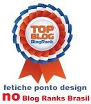 fetiche ponto design no Top Blog Rank Brasil