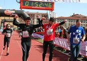 Fotos Media Maraton Leon