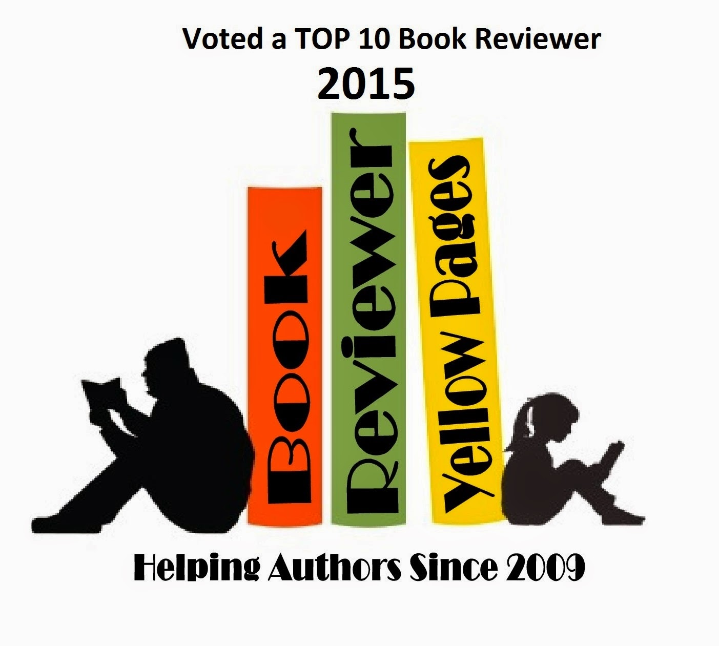 Voted a Top 10 Book Reviewer 2015
