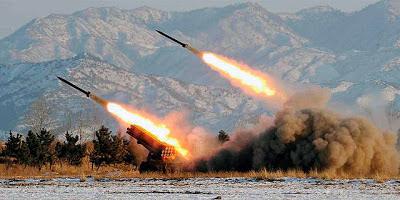 la proxima guerra prueba con misiles nucleares corea del norte enemigo estados unidos