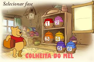Atividades On linne Ursinho Pooh