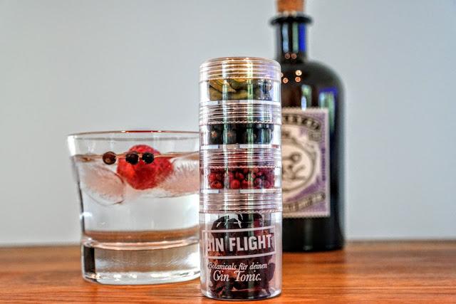 Gin Flight - Gewürz-Set für Gin Tonic und mehr | Im Atomlabor pimpen wir jetzt unseren Gin | Atomlabor Blog