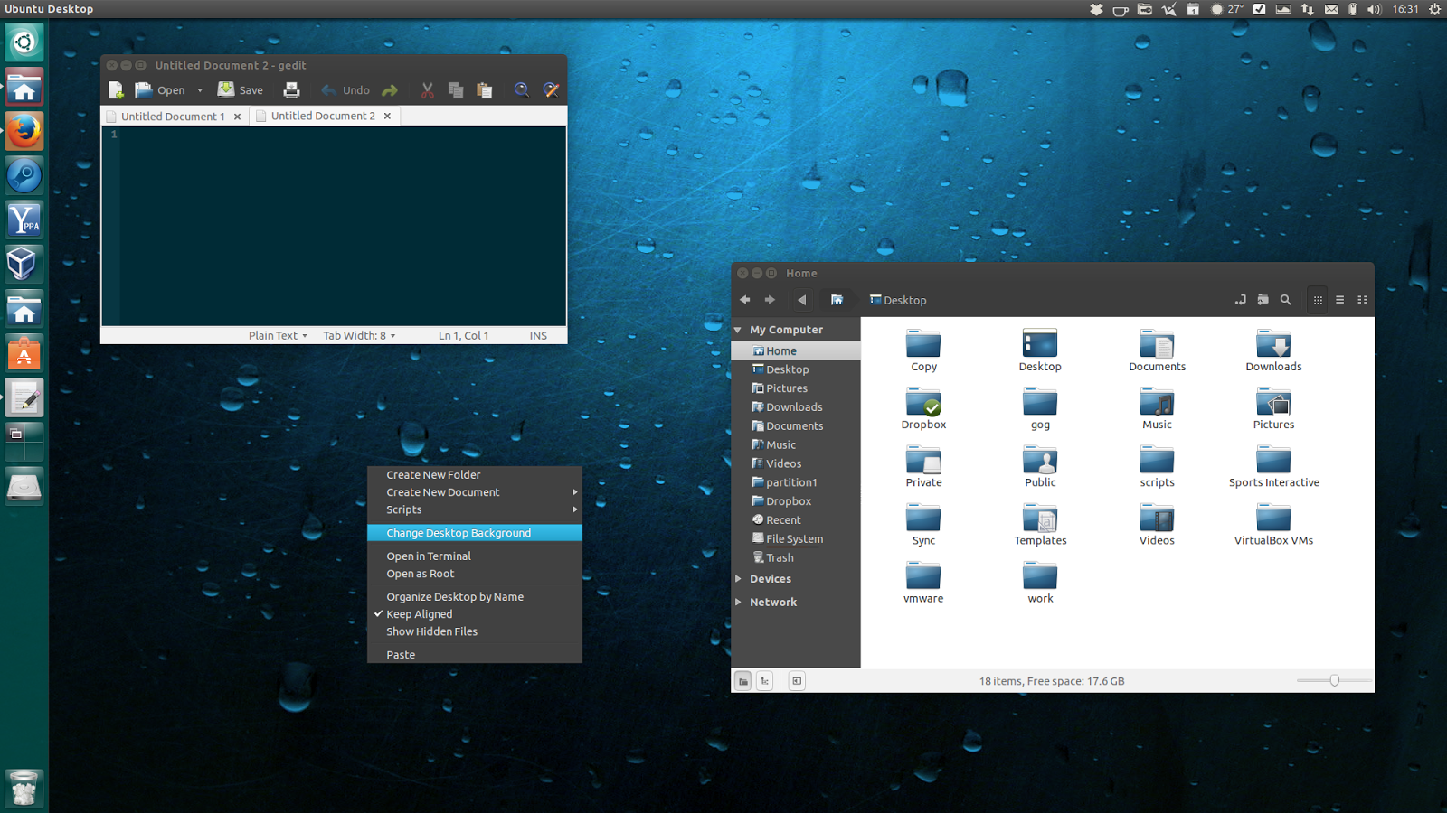 Ambiance & Radiance Colors Themes Updated With Xfce Fixes ...