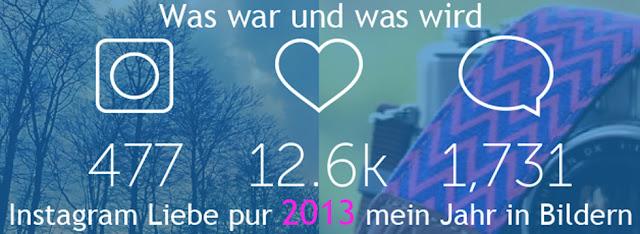 Instagram mein Jahr