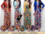 62601 Maxi Spandex + Cardi SOLD OUT