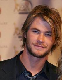 Chris Hemsworth Hairstyles | Celebrity Men's Hairstyle Ideas
