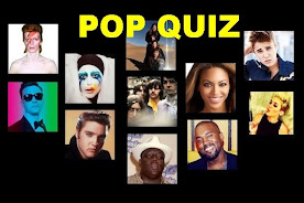 ACTIVITY of the MONTH: Pop Quiz (Who? Whose? What? When? Where? Why? How much? / How many?...)