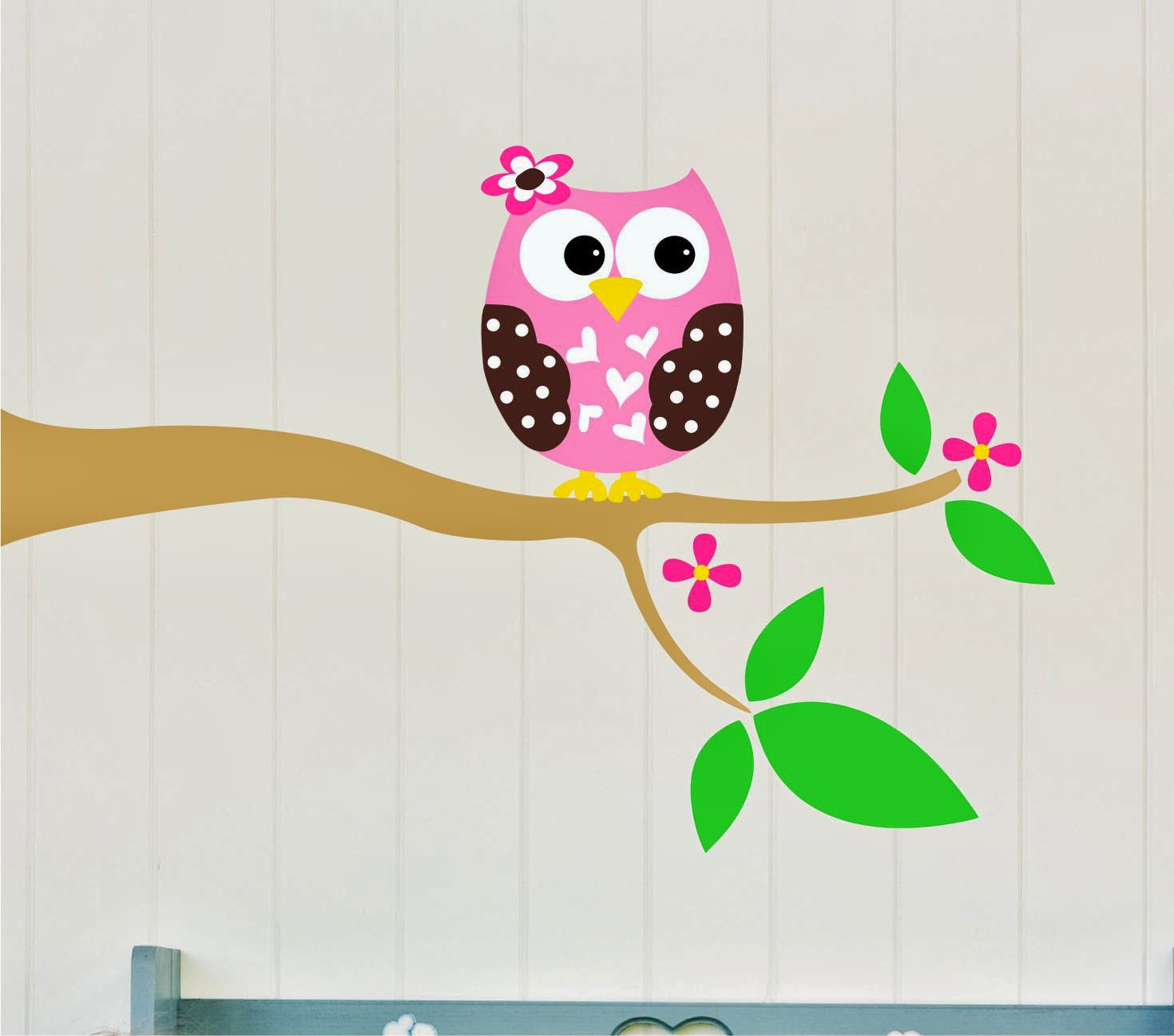 Owl Wall Stickers All About Owl